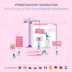 PrestaShop Migrator – Upgrade PrestaShop to 1.7 in a few clicks