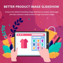Better Product Image Slideshow - PrestaShop slideshow module