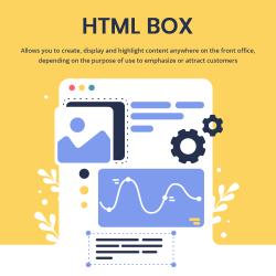 HTML Box - PrestaShop custom HTML box
