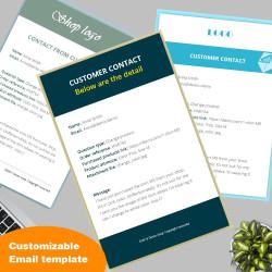 Contact Form 7 – Powerful Prestashop contact form module