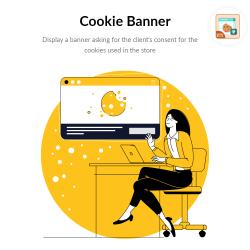 Cookie Banner - free PrestaShop cookie banner