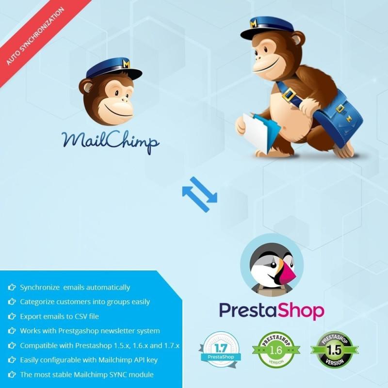 Presta MailChimp – Module for Prestashop