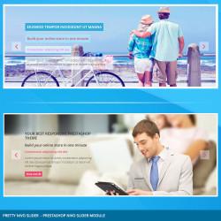 Nivo slider – Prestashop slider free module