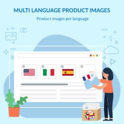 Multi-language Product Images